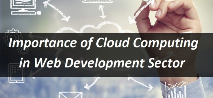 cloud computing in web development